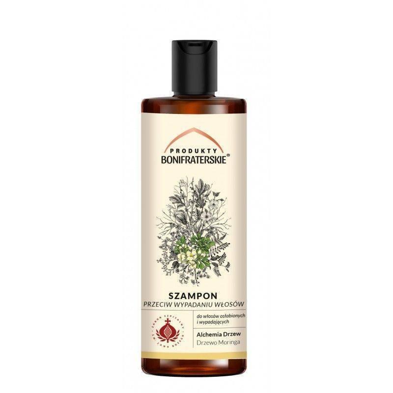 Bonifrates szampon i eliksir przeciw wypadaniu włosów zestaw