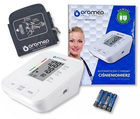Ciśnieniomierz elektroniczny ORO-N4CLASSIC
