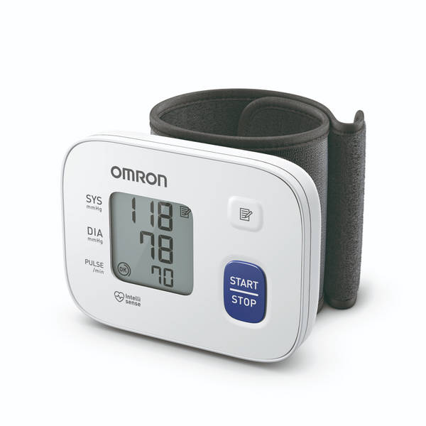 Ciśnieniomierz nadgarstkowy Omron RS1