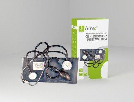 Ciśnieniomierz zegarowy Intec jd/wx 1004 + stetoskop