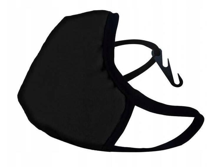 Dragon Maska antysmogowa Casual SE Black
