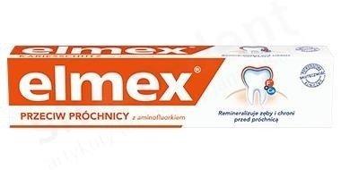 Elmex Pasta do zębów przeciw Próchnicy 75ml