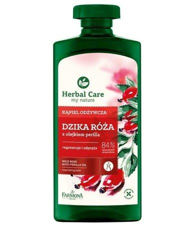 Farmona Kąpiel odżywcza Dzika róża z olejkiem perilla