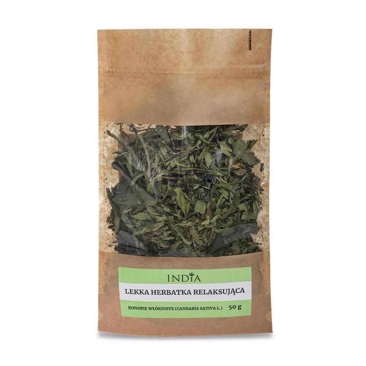India Lekka herbatka relaksująca 50 g