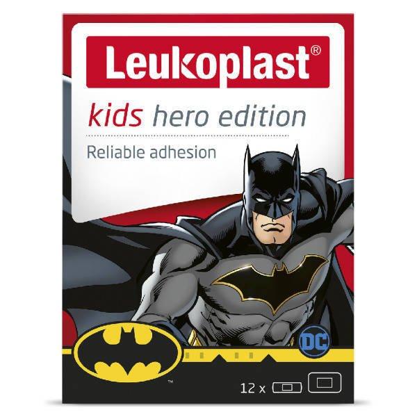 Leukoplast plaster Kids Hero Edition 12 szt