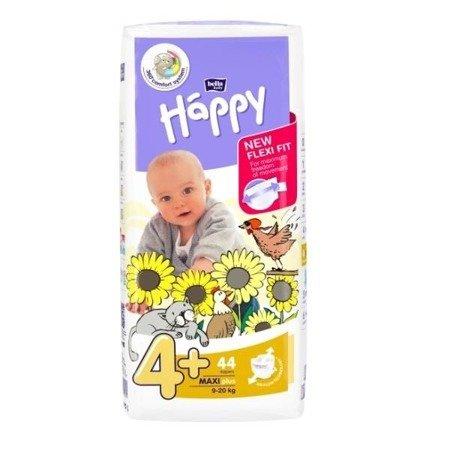 Pieluszki dla dzieci Happy Maxi Plus 44 SZT