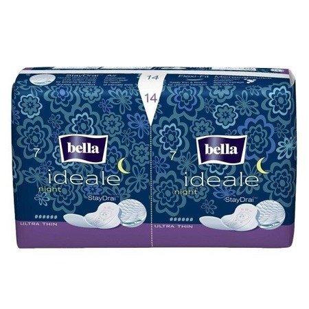 Podpaski Bella Ideale Ultra Thin Night 14 SZT