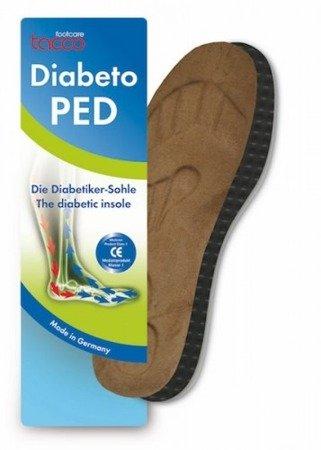 Tacco diabeto ped wkładki – dla diabetyków