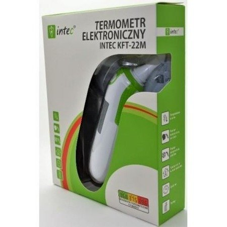 Termometr bezdotykowy Intec KFT-22m