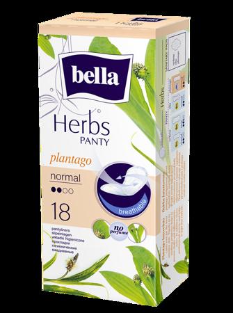 Wkładki Bella Panty Herbs Sensitive 18 SZT