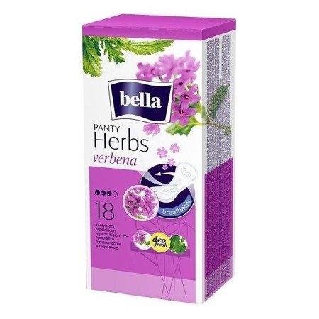 Wkładki Bella Panty Herbs z werbeną 18 SZT