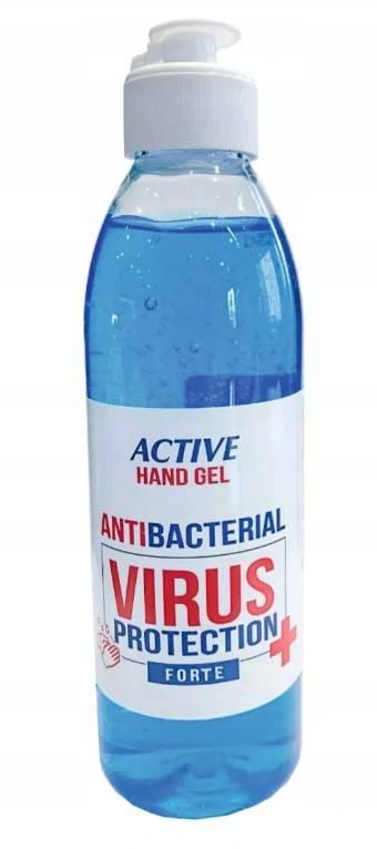 Żel antybakteryjny do rąk 75 ml