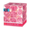 Chusteczki Bella uniwersalne kosmetyczne róże 80 SZT.