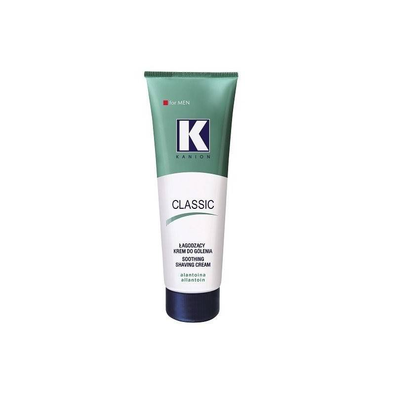 Kanion Classic krem do golenia łagodzący z alantoiną 75ml