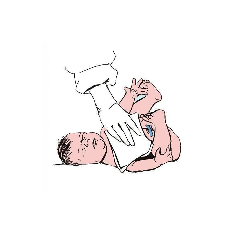 Zestaw dla noworodka Nr2 jałowy TPF